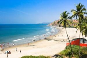 spiaggia Goa India